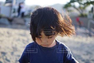 3歳の写真・画像素材[1471422]