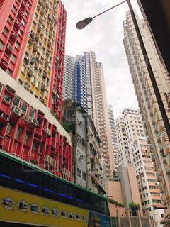香港の街並みの写真・画像素材[1472817]