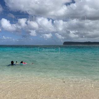 グアムの海の写真・画像素材[3158960]