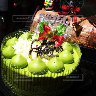 クリスマスケーキの写真・画像素材[1690607]