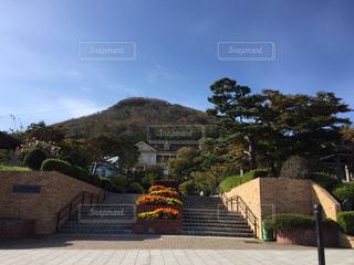 元町から函館山を望むの写真・画像素材[1616485]