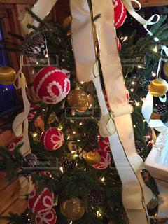 クリスマスツリーの写真・画像素材[1690906]
