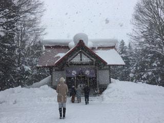 初詣 神社の写真・画像素材[1699659]