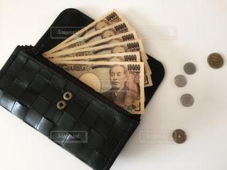 お金の写真・画像素材[1743839]