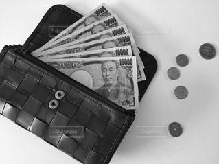 お金の写真・画像素材[1743840]