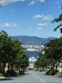 市街地の眺めの写真・画像素材[2404569]