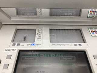 ATMの写真・画像素材[2459490]