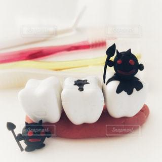 虫歯のイメージ写真の写真・画像素材[2913018]