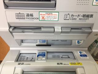ATMの写真・画像素材[3189216]