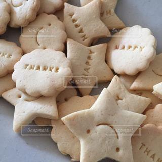 手作りクッキーの写真・画像素材[3218644]