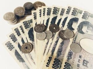 お金の写真・画像素材[3899084]