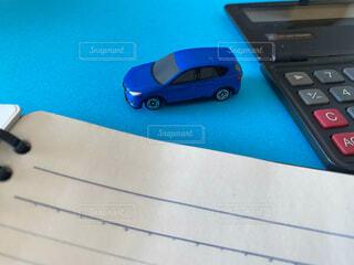 車の購入、維持費などのイメージの写真・画像素材[4218152]