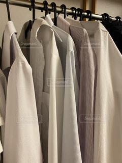 ワイシャツの写真・画像素材[4248059]