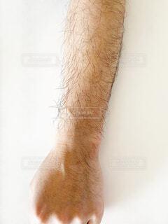 男性の腕の写真・画像素材[4370665]