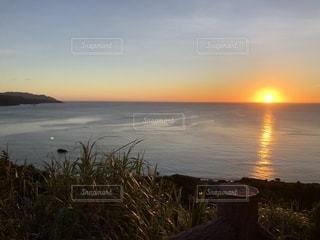 夕日の写真・画像素材[1473776]