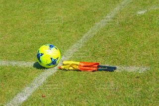 サッカーの写真・画像素材[1527413]