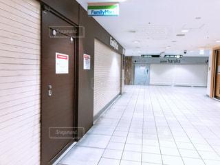 ドアのクローズアップの写真・画像素材[3088882]