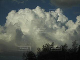 入道雲の写真・画像素材[2410871]