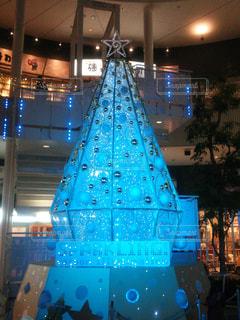 クリスマスのイルミネーションの写真・画像素材[1476251]