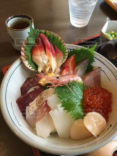海鮮丼の写真・画像素材[1478658]