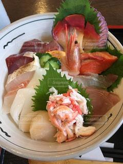 海鮮丼の写真・画像素材[1478659]