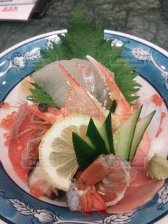 海鮮丼の写真・画像素材[1478758]