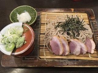 鴨蕎麦の写真・画像素材[3474485]