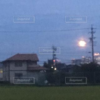 お月見の写真・画像素材[1484073]