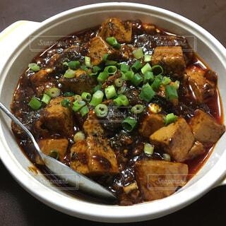 麻婆豆腐の写真・画像素材[1478519]