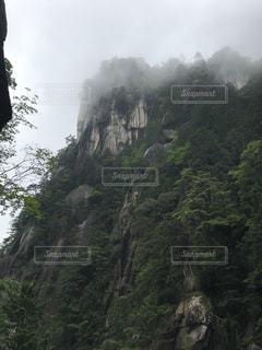 天気が悪い昇仙峡の写真・画像素材[1479414]