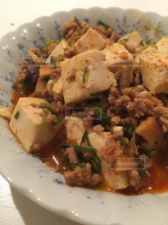 今日は麻婆豆腐の写真・画像素材[1479139]