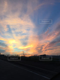 1日の終わりの写真・画像素材[1480853]