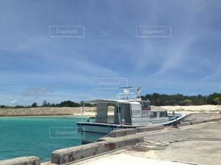 港に停泊中のボートの写真・画像素材[1486385]