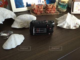 OLYMPUSカメラの写真・画像素材[1491980]
