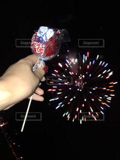 夏の花火の写真・画像素材[1480584]