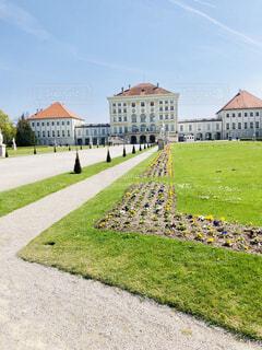 ニンフェンブルク宮殿の写真・画像素材[2113534]