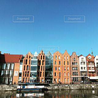 都市の高層ビルの写真・画像素材[1486675]