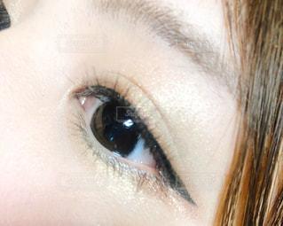 近くに青い目を持つ人のの写真・画像素材[1481134]