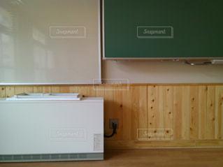 教室の写真・画像素材[1482099]