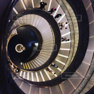 階段の写真・画像素材[1484296]