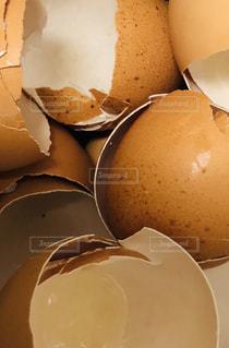 卵の殻🥚🥚🥚の写真・画像素材[1493375]