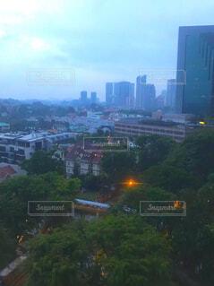 シンガポールの街並みの写真・画像素材[1529428]
