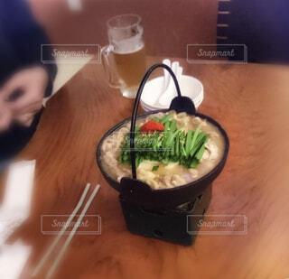 熱々の鍋の写真・画像素材[1582833]