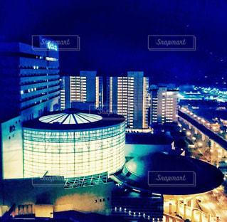 神戸ベイシェラトンホテル&タワーズの夜景の写真・画像素材[1621741]
