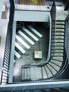 階段と横断歩道の写真・画像素材[2312278]