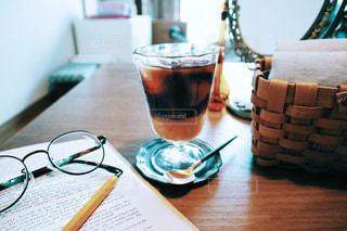 ツートンコーヒーの写真・画像素材[2330628]