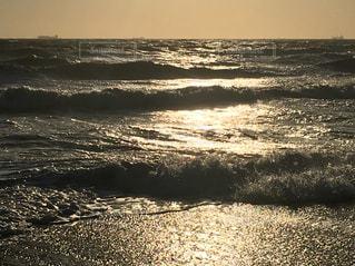 稲毛の浜の写真・画像素材[1505718]