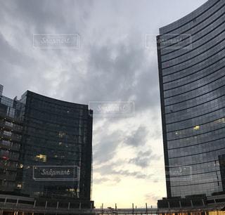 都市の高層ビルの写真・画像素材[1483564]