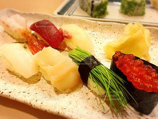 築地のお寿司の写真・画像素材[1488510]