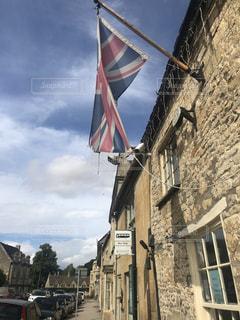 イギリス国旗の写真・画像素材[1485470]